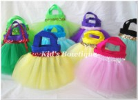 Party Favor Tutu Bags -Item pftb1 Princess Bag Collection